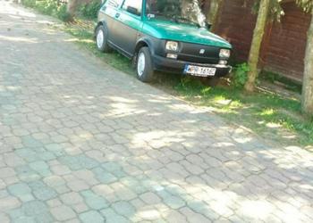 Fiat 126p lux stan