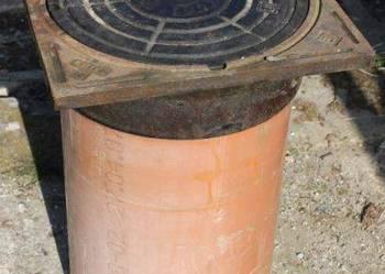 Studnia rura 315 mm z włazem 40T
