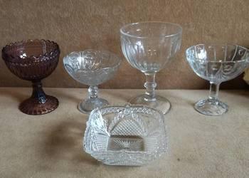 Cukiernica puchar stare szkło