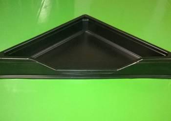 Kuwety plastikowe Fretka 2 trójkątne