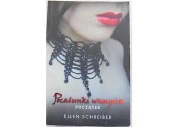 Pocałunki wampira początek - E. Schreiber /fa