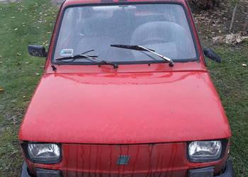 Fiat126p / Albo karoseria bez. silnika i skrzyni