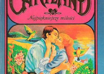 Kochankowie w raju - B. Cartland.