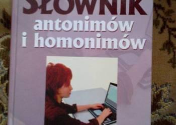 Słownik antonimów i homonimów wyd. Videograf II