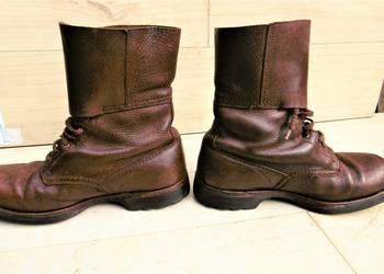 Używany, oficerki saperki opinacze buty wojskowe trepy glany p r l na sprzedaż  Namysłów