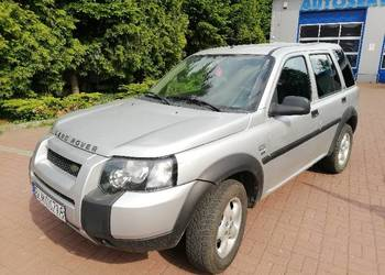 Land Rover freelander 2.0 td4 2004