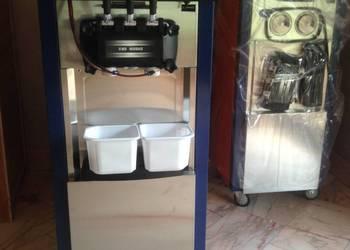 TĘCZOWY Automat do lodów włoskich softów CreamL 8226 RAINBOW