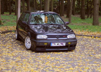 VW Golf 16V GTI 150KM Oryginalny ABF Gwint Recaro Tuning