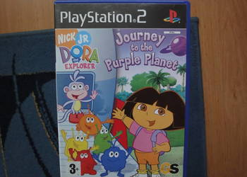 Dora the Explorer: Journey to the Purple Planet - gra dla d