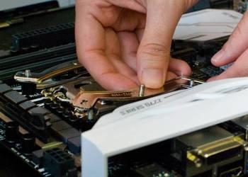 Serwis komputerów stacjonarnych/ Składanie komputerów/ Pomoc