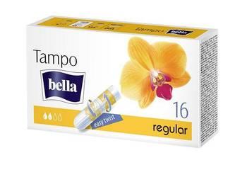 Tampony Bella Regular easy twist 16 szt.
