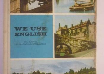 WE USE ENGLISH III - JANINA SMÓLSKA
