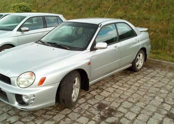 Subaru Impreza gx 4x4 lpg