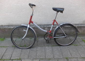 Polski rower Agat Jubilat Romet 492