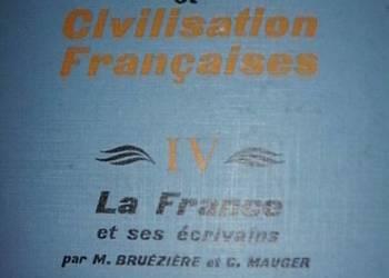 COURS DE LANGUE ET DE CIVILISATION FR TOM IV - G.MAUGER