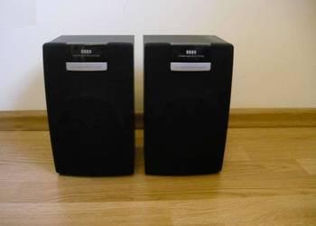 Dwie: kolumny DBBS, mocne głośniki do radia wieży, DVD tanio
