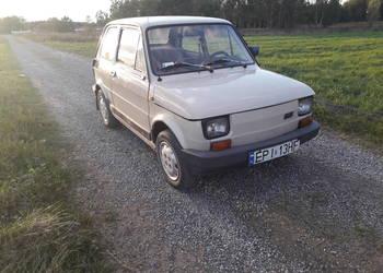 Fiat 126 P akutalne OC PT
