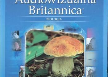 Encyklopedia audiowizualna Britannica - Biologia + DVD