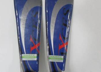 narty dziecięce AXCES TEAM CARVE V6 90cm