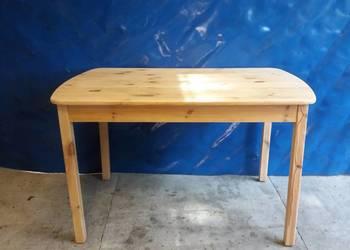 Stół sosnowy (przetarty)