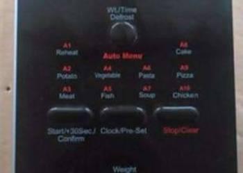 Panel kuchenki mikrofalowej ACXEE-OF-R-M