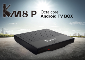 TV Box KM8P Android 7.1 S912 2GB RAM, 16GB ROM Kodi 17.0