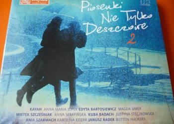 """2 płyty CD """"Piosenki nie tylko deszczowe 2"""": Badach Jopek"""