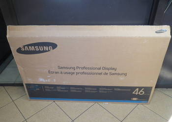"Monitor (TV)  LFD LCD Samsung 46"" !!! NOWY !!!"