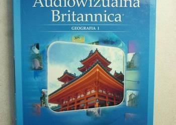ENCYKLOPEDIA AUDIOWIZUALNA BRITANNICA - GEOGRAFIA I