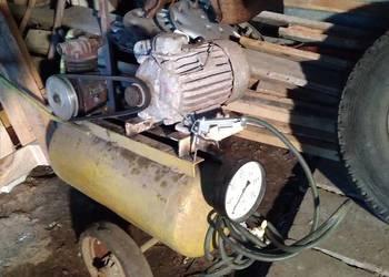 Kompresor z silnikiem jednofazowym