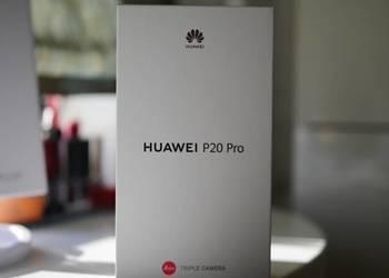Rabat. NOWY Huawei P20 PRO 128GB Black