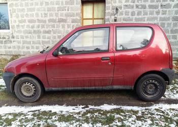 Fiat Seicento 1.1 LPG 15zł/100 km !!