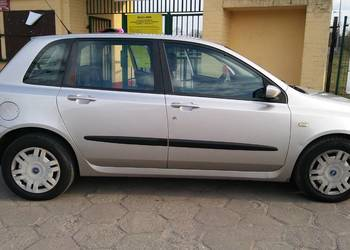 Sprzedam FIAT STILO 2002 1.6 BENZYNA+GAZ