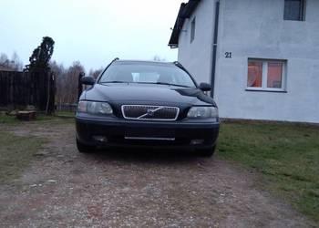 Volvo V70  170km 2002 rok zadbany zarejestrowany