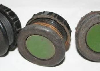 Przycisk sterujący N1 - 1WP zielony główka 2,5 A, przyciski