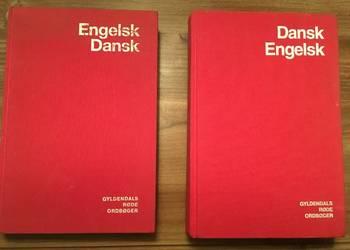 Ordboger Słownik duńsko angielski angielsko duński
