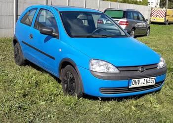 Opel Corsa 1.0*2002 ROK * Sprowadzony * Opłacony *