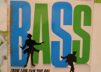 Simon Harris – Bass (How Low Can You Go), 1lp