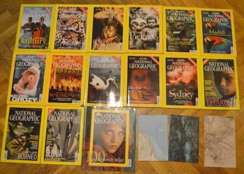 National Geographic 1999, 2000 kolekcjonerskie czasopisma