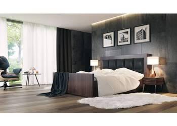 Łóżko tapicerowane Comfortbe BRONX z pojemnikiem 140x200