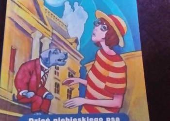 Peggy Sue i duchy. Dzień niebieskiego psa. Część 1.