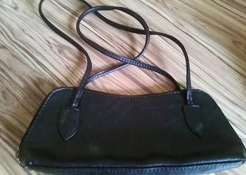 Używany, skorzana torebka na sprzedaż  Myślenice