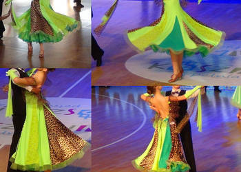 Sukienka do tańca towarzyskiego ST Standard - Rozmiar XS/S