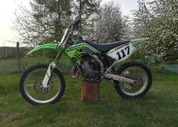 Kawasaki kx124 04r
