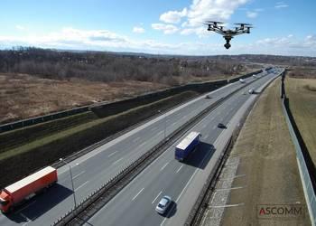 Fotografia i filmowanie dronem, inspekcje z powietrza Kraków