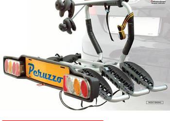 Bagażnik Platforma odchylana na hak  3 rowery Peruzzo Siena