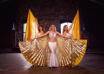 Pokaz tańca brzucha - wesele, urodziny, event