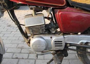 Suzuki GT 80 RG 80 50 TS 80 50 wszystkie części głowica
