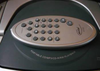 Boombox z pilotem(CD / MP3 / USB, SD, TAPE)GRATIS wysyłka