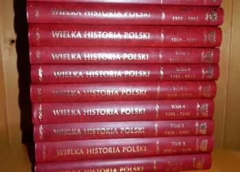 Wielka Historia Polski + Przeglądowy Atlas Świata